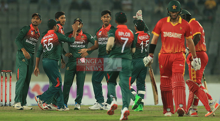 Another Cake Walk For Bangladesh