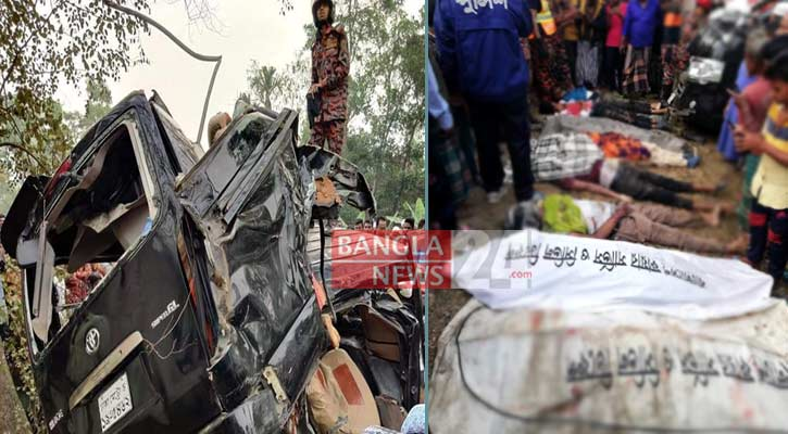 16 killed in separate road accidents
