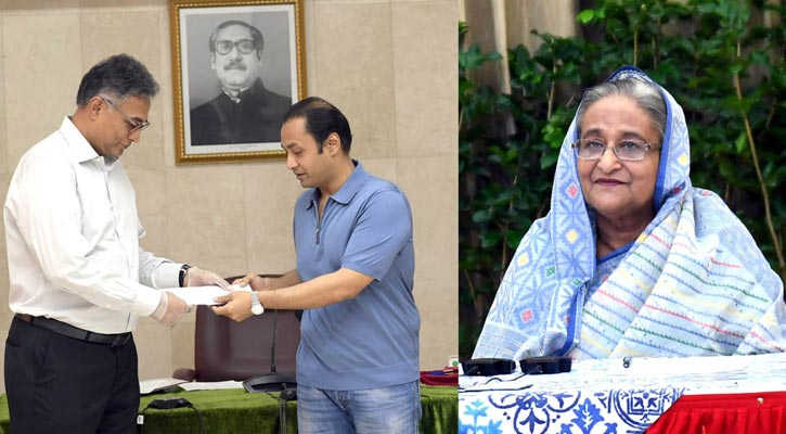 Bashundhara Group donates Tk 10 crore to PM's relief fund