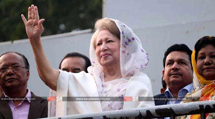 Khaleda Zia gets conditional release