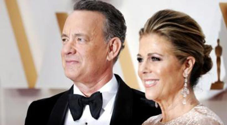 Coronavirus: Tom Hanks, wife Rita Wilson test positive