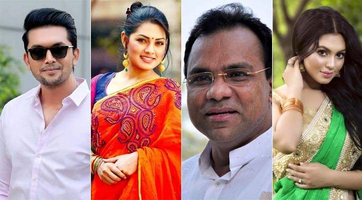 Shuvoo, Tisha, Faria selected for Banglabandhu biopic