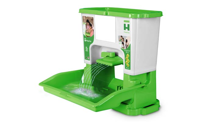 World's first portable Hand Washing Solution launches in Bangladesh