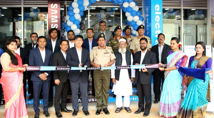 Samsung launches state-of-the-art flagship store at Dhaka Cantonment