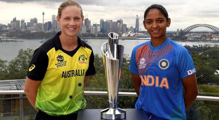 "Blockbuster Final of Woman T20 World Cup At ""G"""