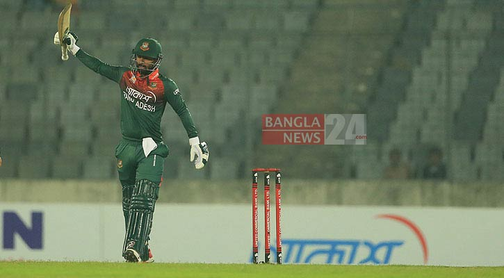 Bangladesh whitewash Zimbabwe in all-format series
