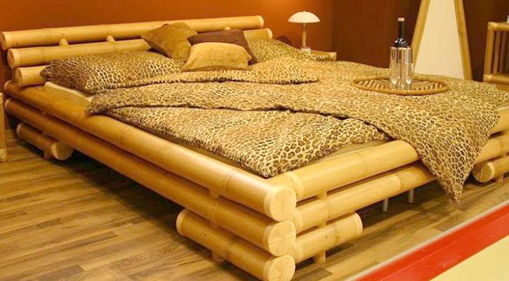 বাঁশ-বেতে সাজাই ঘর - banglanews24.com