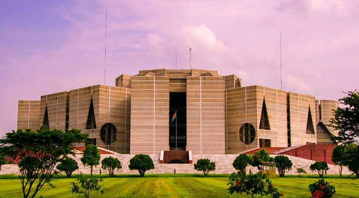 জাতীয় সংসদ ভবন উদ্বোধন - banglanews24.com