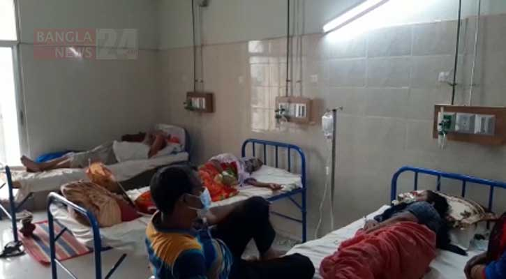 চাঁপাইনবাবগঞ্জে সংক্রমণের হার কমলেও বেড়েছে মৃত্যু